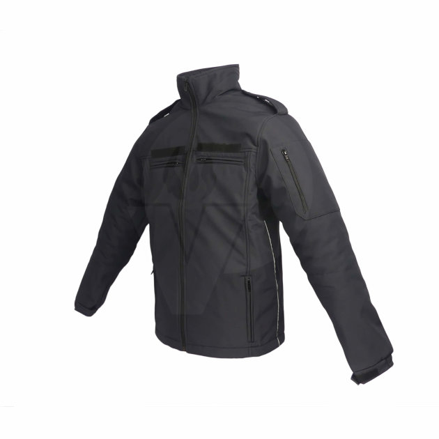 The softshell under jacket / jacket offers quality protection against wind, and can be worn alone or under a waterproof jacket. Application: firefighters and civil protection.