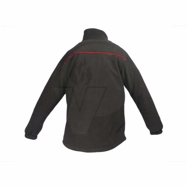 Jakna od flis materijala koja se može nositi samostalno ili kao podjakna ispod druge jakne, interventnog ili radnog vatrogasnog odijela.
