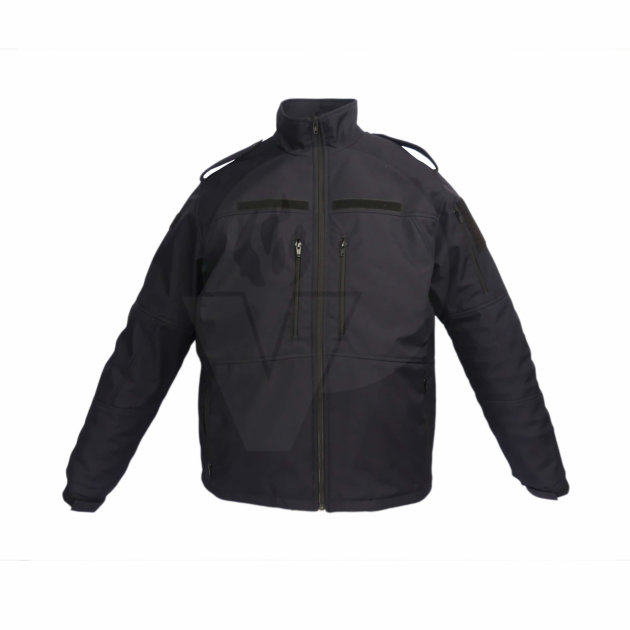 The Twill fire jacket can be used as a jacket or an additional jacket under a fire intervention or work suit.