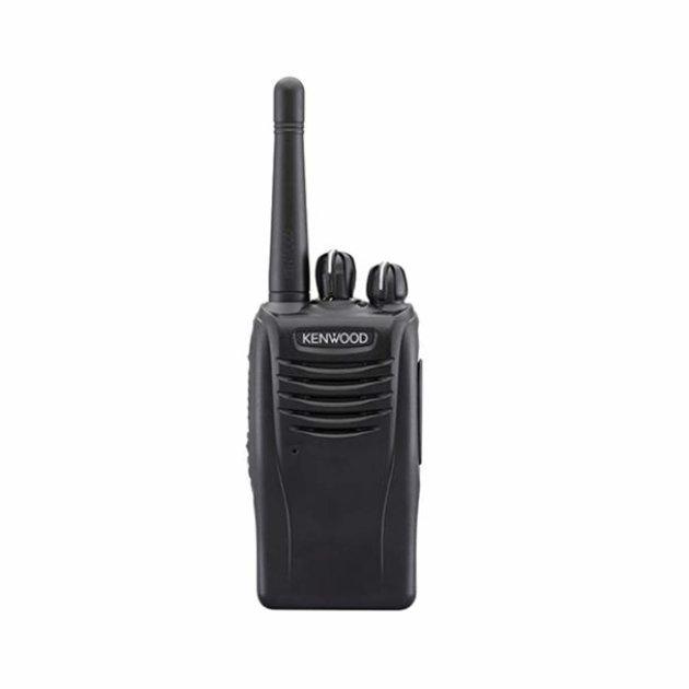 Ručna radio stanica Kenwood TK-2360E. Primjena: vatrogasci i ostale hitne službe, VHF analogna.