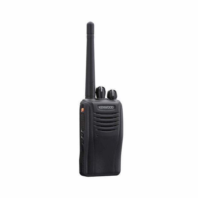 Radio postaja Kenwood TK-2360E, ručna. Primjena: vatrogasci i ostale hitne službe, VHF analogna.