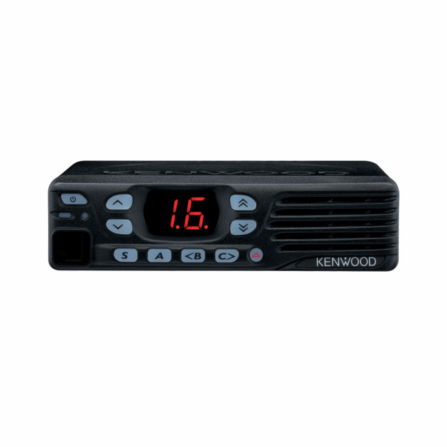 Mobile Radio Station Kenwood 7302E delivers reliable mobile performance with features as QT/DQT signalling, multiple scan functions and a voice inversion scrambler.