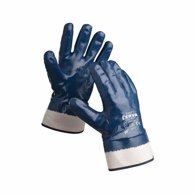 Zaštitne radne rukavice Swift služe za zaštitu ruku od mehaničkih rizika.