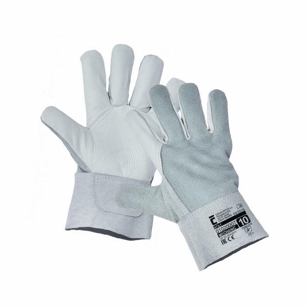 Stilt zaštitne kožne rukavice bez podstave s dlanom od mekane goveđe kože.