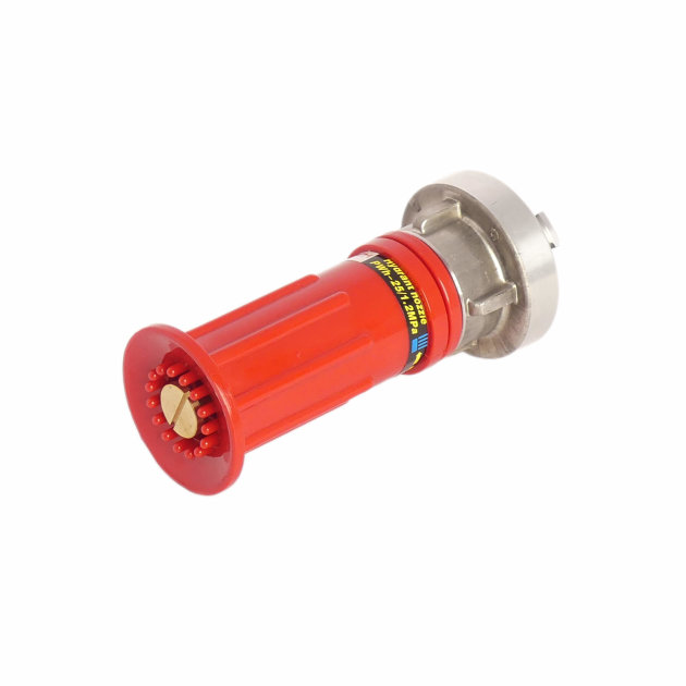 Univerzalna kratka mlaznica fi 25 mm, za vatrogasno crijevo promjera fi 25 mm i Euro hidrantski ormar s bubnjem.