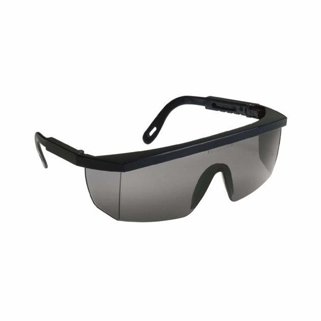 Zaštitne radne naočale sa tamnom lećom ECOLUX.