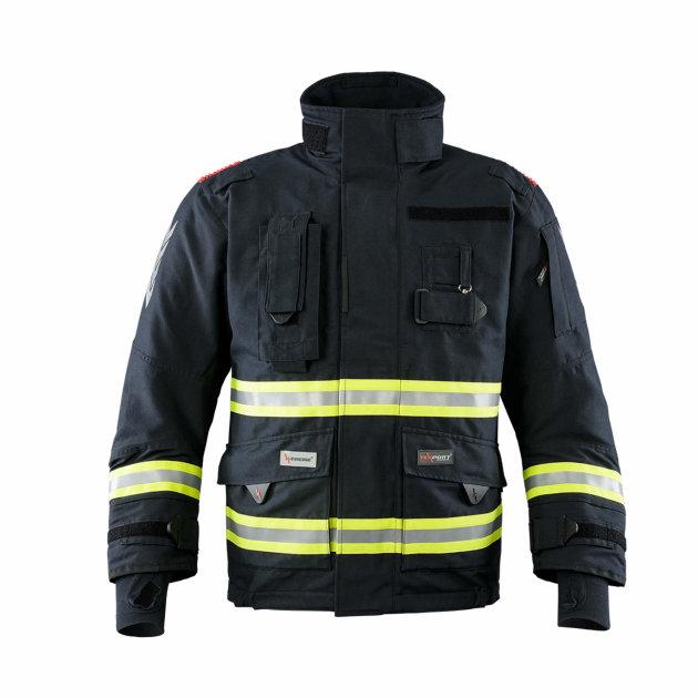 Vatrogasno odijelo za intervencije, strukturni požar. Odijelo sukladno EN 469 standardu za zaštitu vatrogasaca.