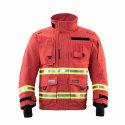 Vatrogasno interventno odijelo za gašenje strukturnih požara, Texport Fire Stretch, IB-TEX®, crveno.