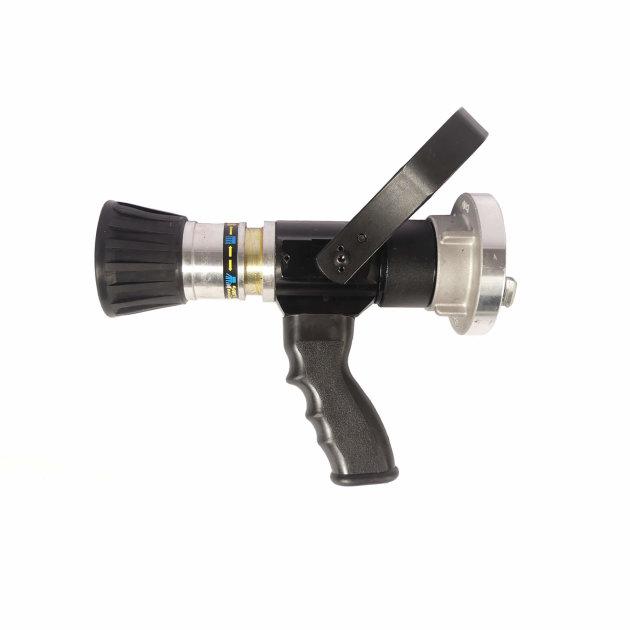Vatrogasna turbo mlaznica za puni i raspršeni mlaz.