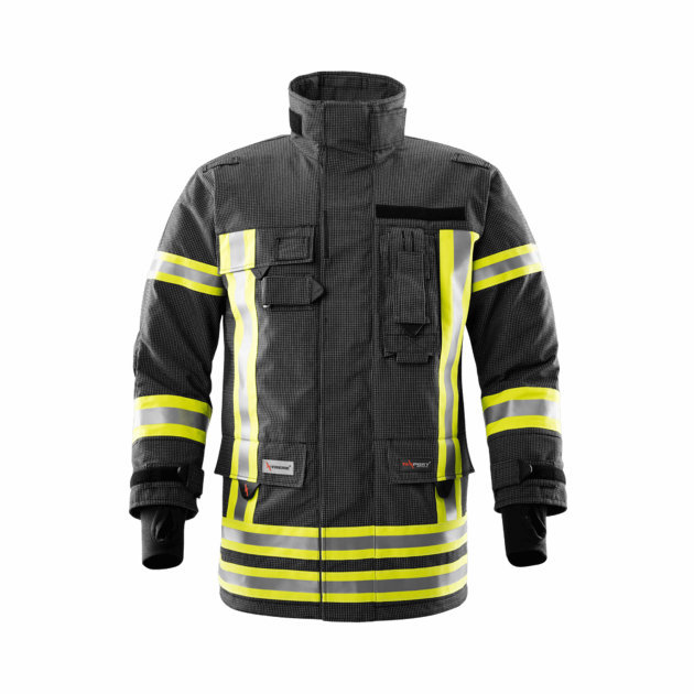 Texport Fire Suit, protective for Firefighters Fire Breaker Action Nova