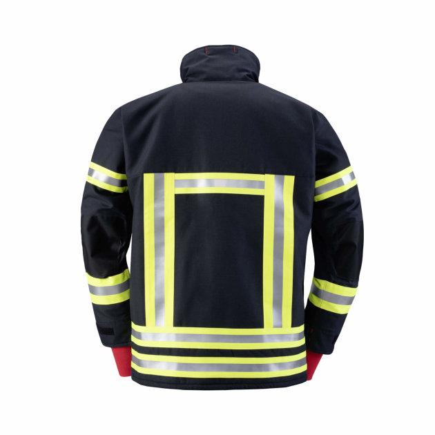Vatrogasno intervencijsko odijelo svjetski poznatog proizvođača vatrogasnih odijela Texport. Odijelo koje štiti vatrogasca na intervencijama gašenja požara i tehničkim intervencijama.