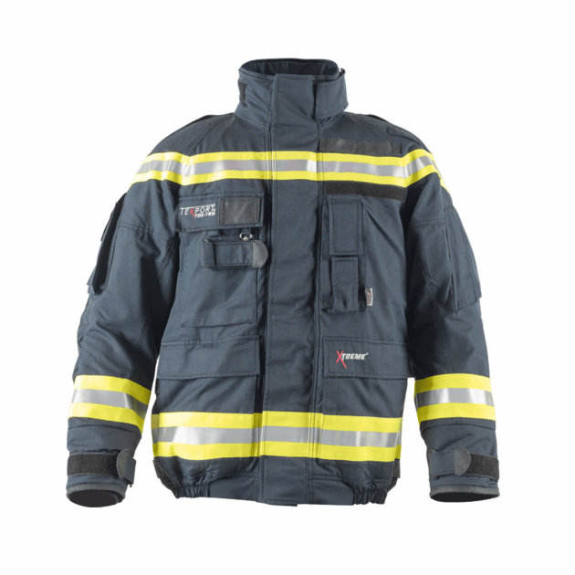 Fire Suit Texport Fire Twin X-Treme Tough, for fire extinguishing