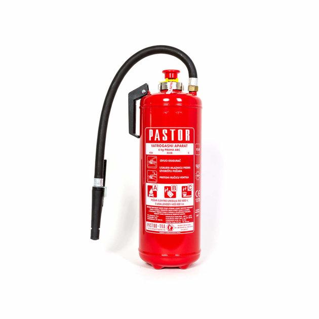 vatrogasni-aparat-S6-koristi-se-za-gašenje-početnih-požara-razreda-ABC