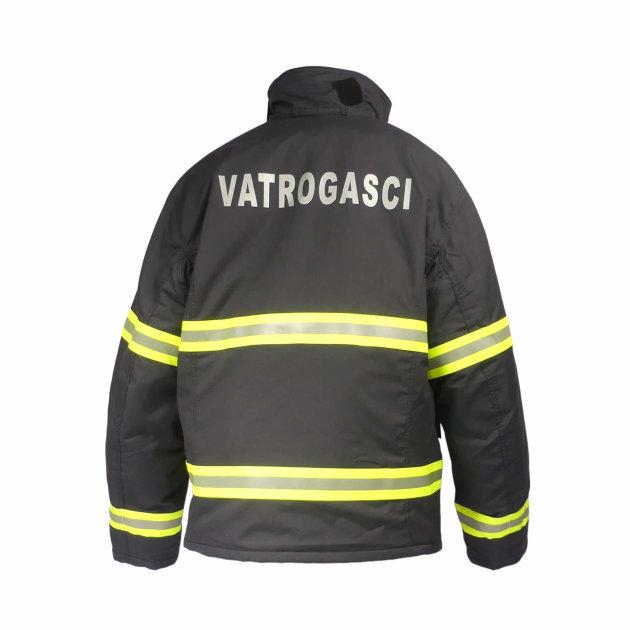 Interventno vatrogasno odijelo Profi Bas, za strukturne požare.