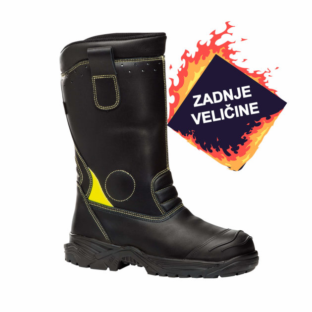 Firefighter Boots for interventions Fal Dragon