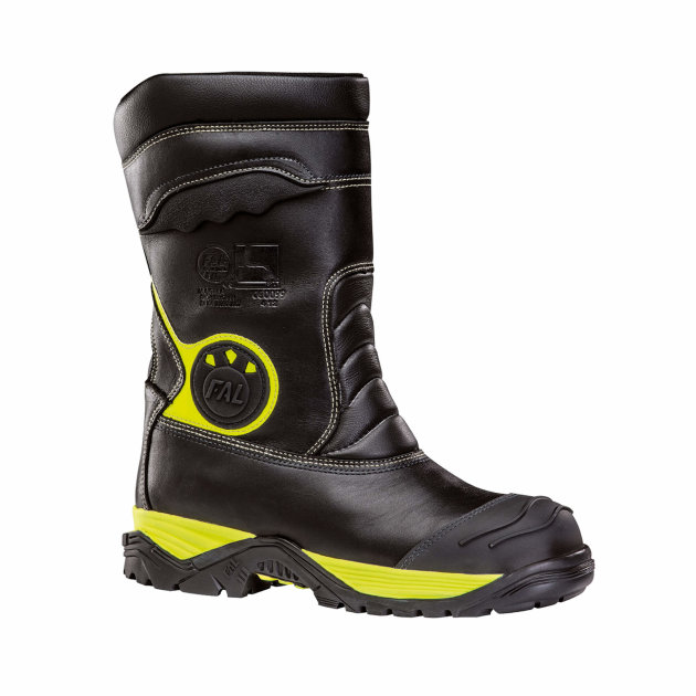 Firefighter Boots for fire interventions Fal Magma