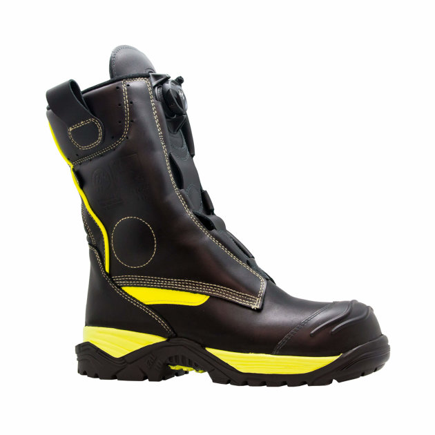 Firefighter Boots Fal Torch Boa