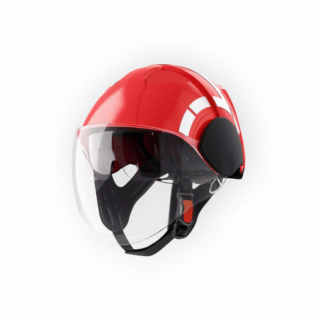 Firefighter helmet PAB Fire Compact