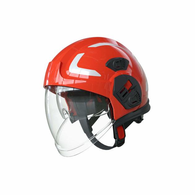 Firefighter helmet PAB Fire HT 05, for fire fighting