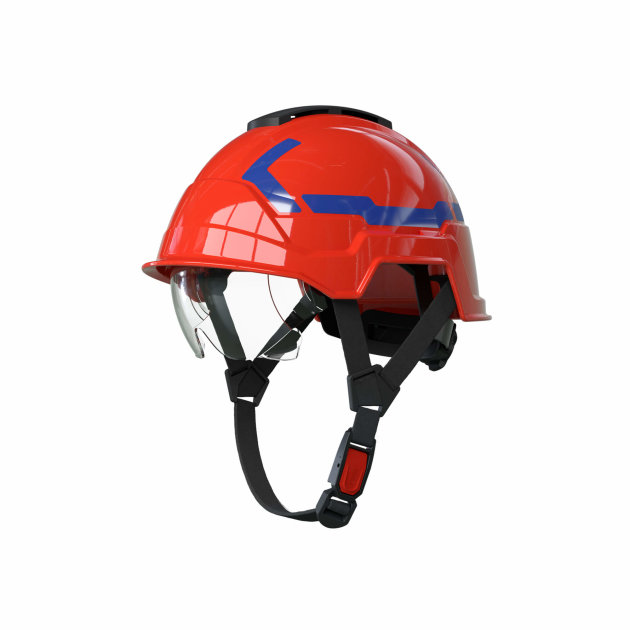 Firefighter helmet MP2, for wildland-forest fire and rescue