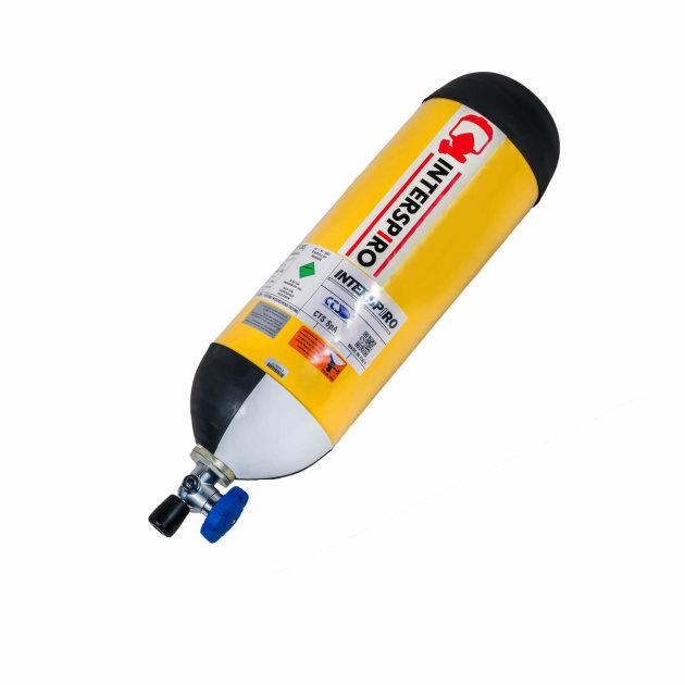 Boca za dišni aparat kompozitna CYL-AC-6.8 L