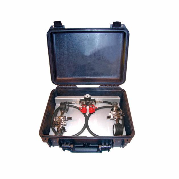 Mobilni sustav za dobavu zraka Spiroline MP TRS