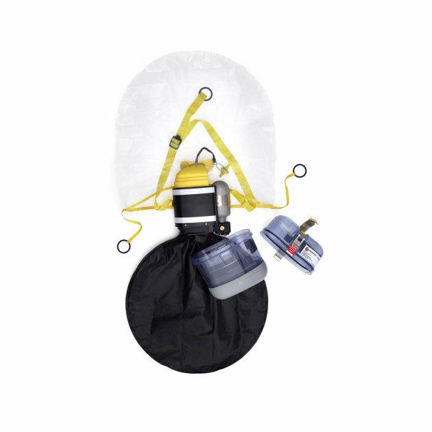 Uređaj za disanje, samoizbavu i spašavanje Interspiro Ocenco M-20.2 EEBD