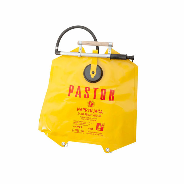backpack fire pump V25 Pastor for wildfire extinguishing
