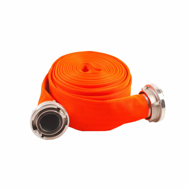 Pressure Fire Hose 52 mm Favorit - Orange