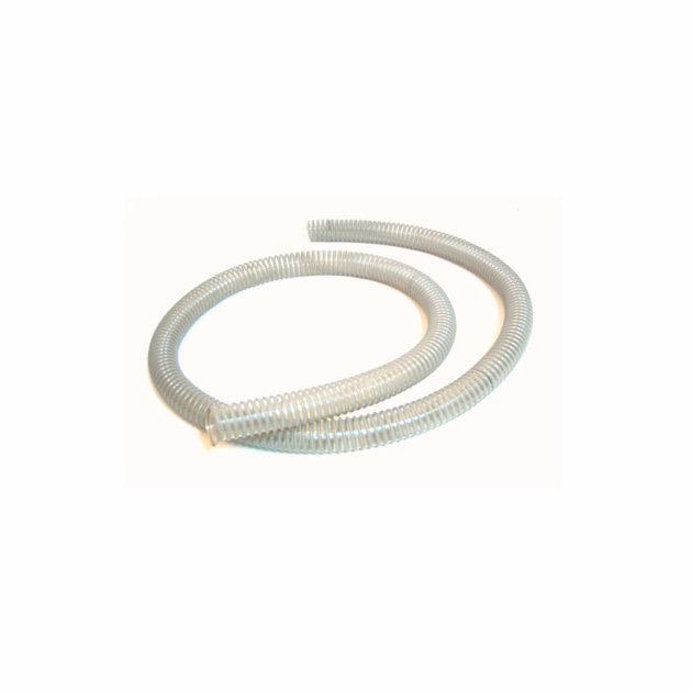 Usisna cijev PVC dodatno pojačana čeličnom spiralom