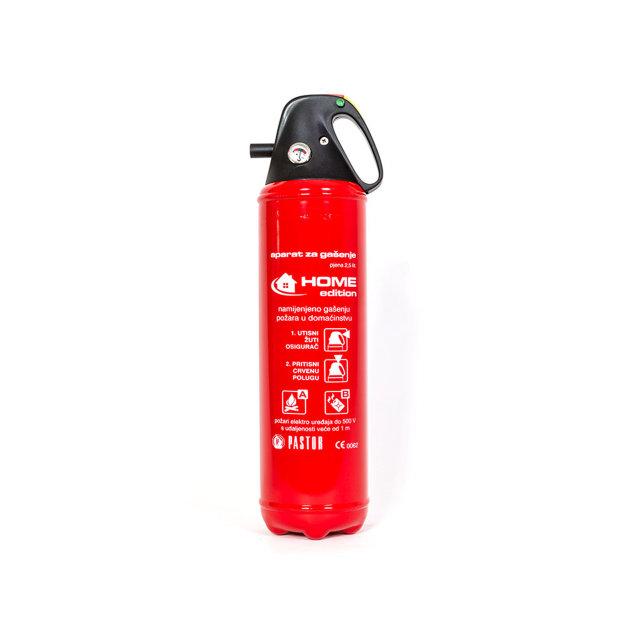 vatrogasni aparat s pjenom