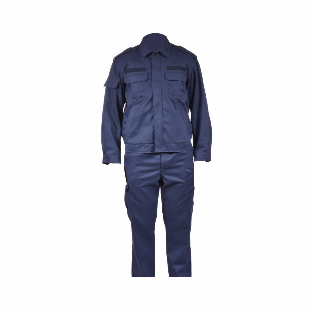 Working suit for firefighters and civil protection