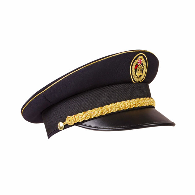 Formal Cap for Firefighter Officer