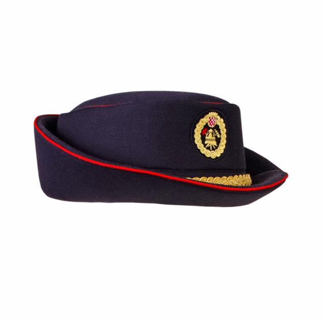 Svečana vatrogasna kapa za žene, šeširić