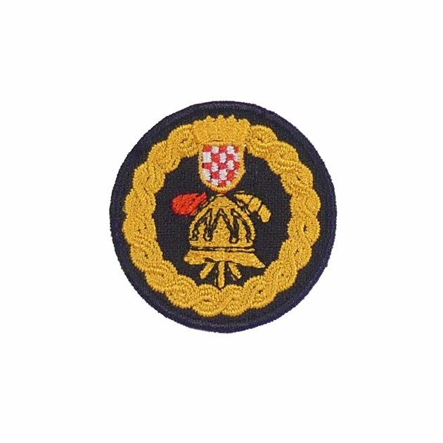 Fire cap emblem