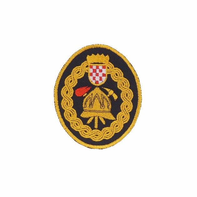 Fire Formal Hat Emblem