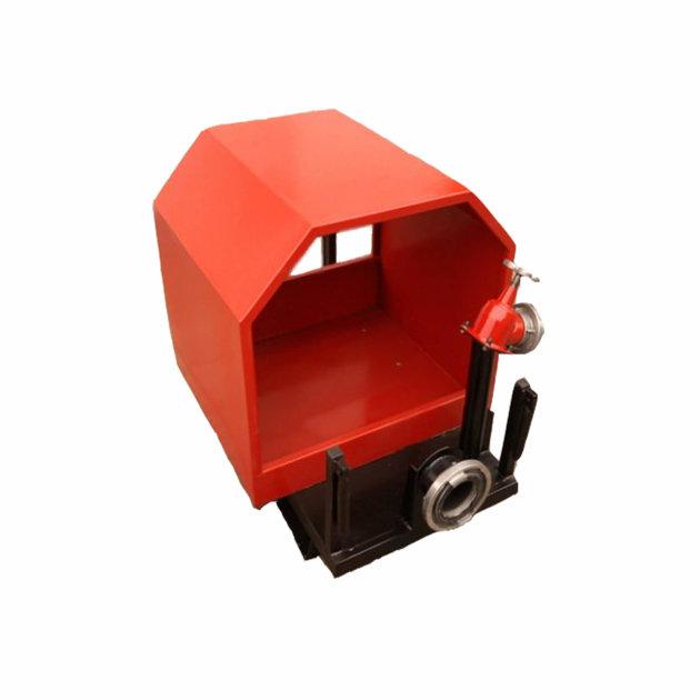 Fire pump model, aggregate
