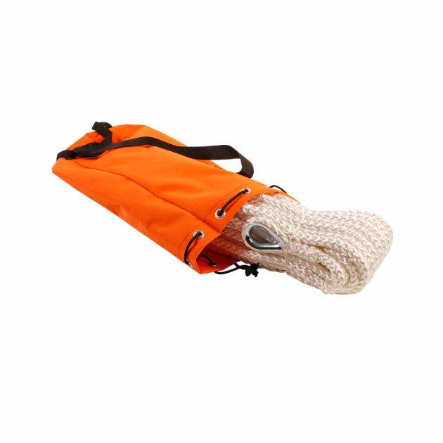 Torbica se koristi za skladištenje i prijenos vatrogasnog penjačkog užeta. U torbicu se može staviti dinamičko ili statičko penjačko uže.