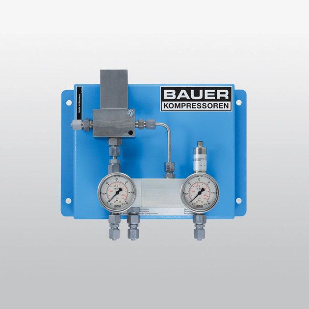 Automatic selector unit Bauer Kompressoren