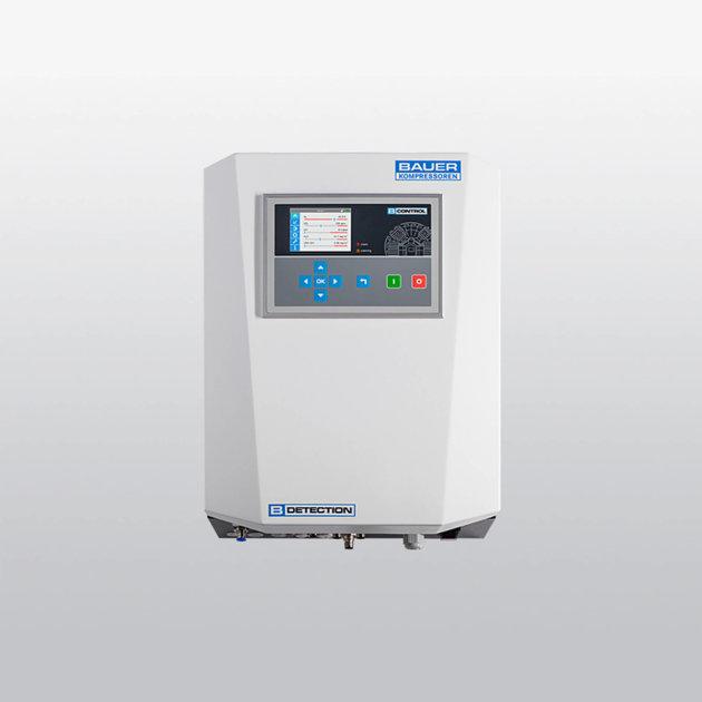 Mrežni sustav za mjerenje plina B-DETECTION PLUS s, za mjerenje plina za primjenu pod visokim tlakom