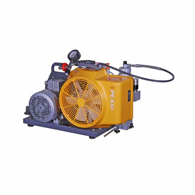 Visokotlačni kompresor PE-100, za punjenje zraka za disanje
