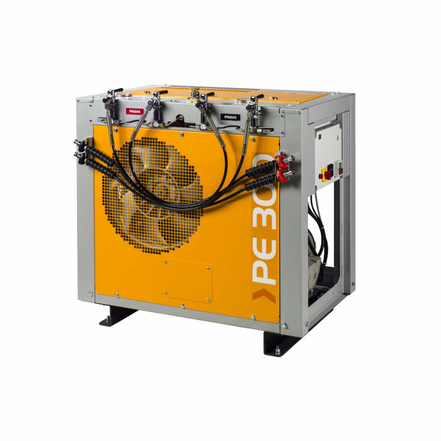High-pressure Compressor PE-HE, for breathing air