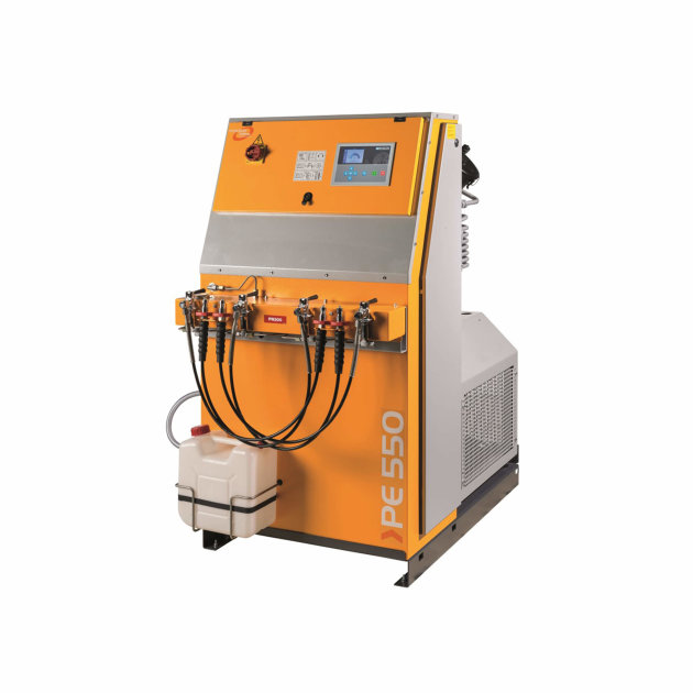 High-pressure Compressor Bauer PE-VE, for breathing apparatus cylinders