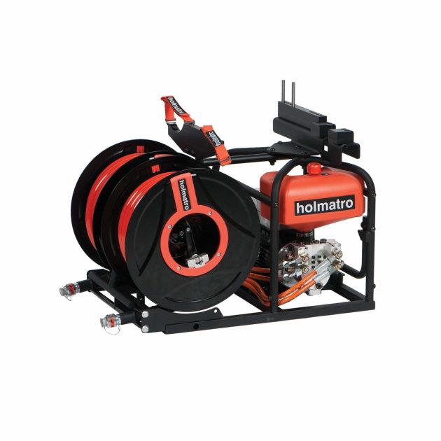 Holmatro hidraulična elektromotorna pumpa SR 31 DC 2 Duo