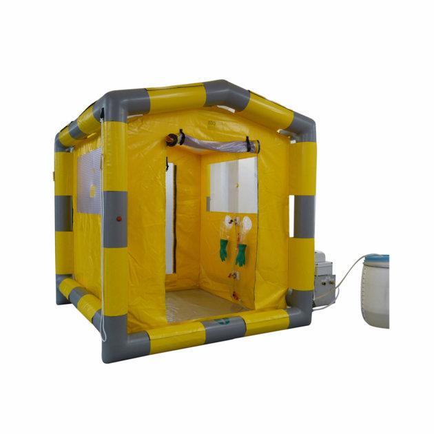 Decontamination Cabin EDK - 06