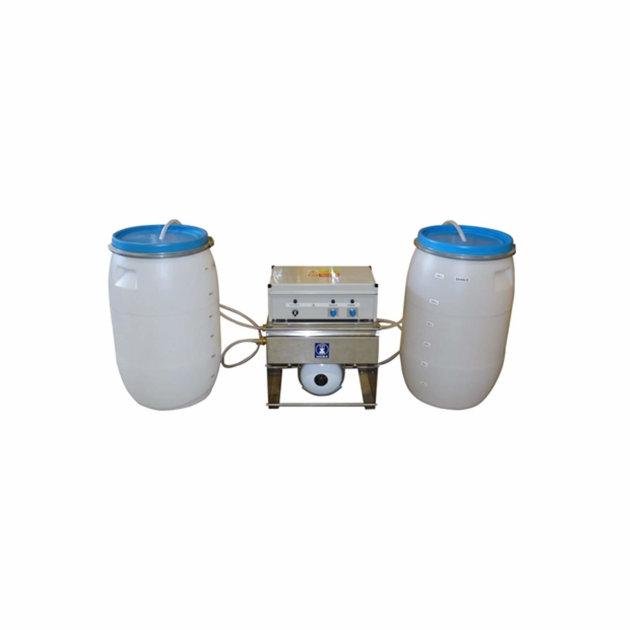 Decontamination Shower Pump Decontbox