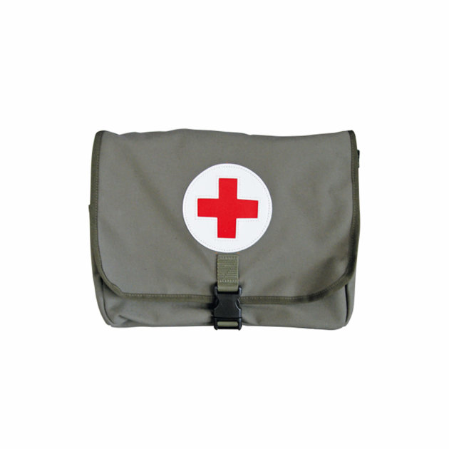 First Aid Bag, for firefighters first aid kit