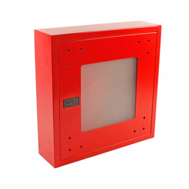 Hydrant Cabinet HO-2B, wall mounted with glass window