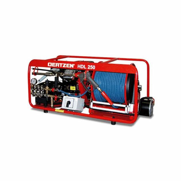 Visokotlačni vatrogasni modul Oertzen HDL 250