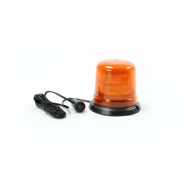 Magnetic LED Beacon B14 Yellow
